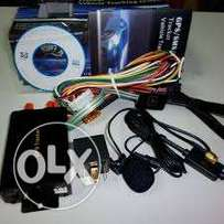 Car GPS Tracking and Fleet Management System Installation