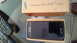 Samsung Galaxy S4 Mini. Neg.
