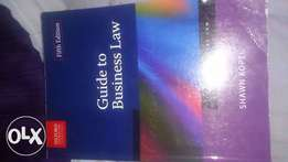 Guide to business law 5th edition textbook