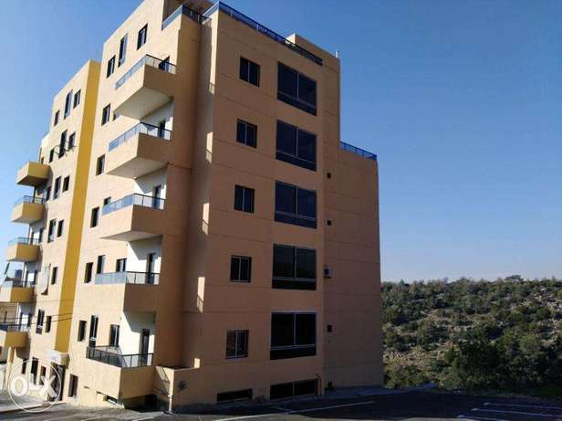 We accept bank checks - Apartment with View for Sale in Aramoun