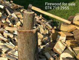 Firewood for sale, delivered to your door