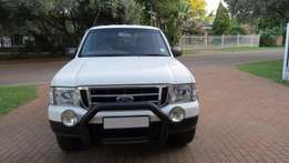 2005 Ford ranger 2.5 TD 4 x 4 Double Cab