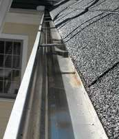 Gutter cleaning services, damaged leaking sagging gutters