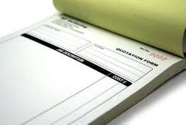 Receipt Book is the perfect solution for any small business.
