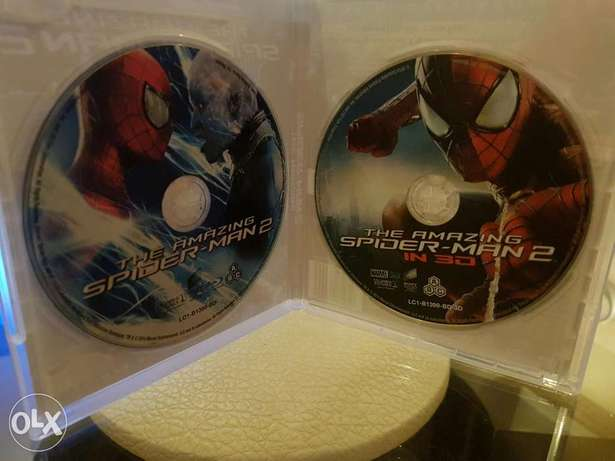 The Amazing Spider-Man 2 (Bluray + 3D)