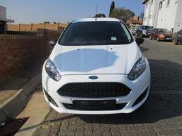 Brand New Ford Fiesta 1.0 Eco Boost Ambiente