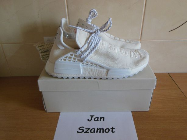 big sale 38cdc 6ad6e Adidas PW HU HOLI NMD Blank Canvas AC7031 pharrell williams ...