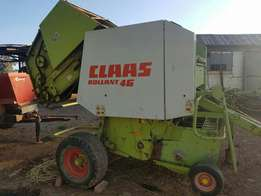 Claas Rollant 46 Bailer, for sale