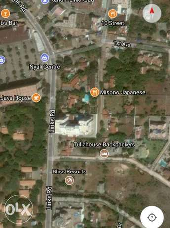 Half acre in nyali for sale. 40m Nyali - image 2