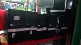 Ex UK HP dual core towers.. 2gb,160gb, dvdw