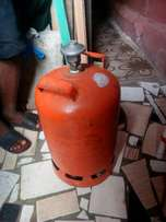 Gas Cylinder with Gas Inside For Sale