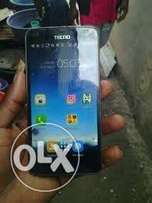 Super Slim Tecno M6 for sell urgently (gold )