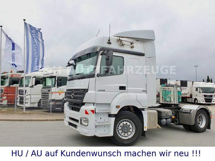 Mercedes-Benz AXOR 1836 LS EURO 5 TOP ZUSTAND 490.000 KM - 2008