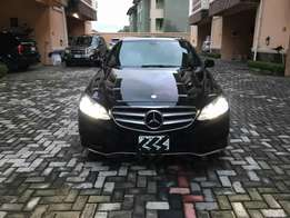 For Sale Mercedes Benz E350 Model 2014 Reg