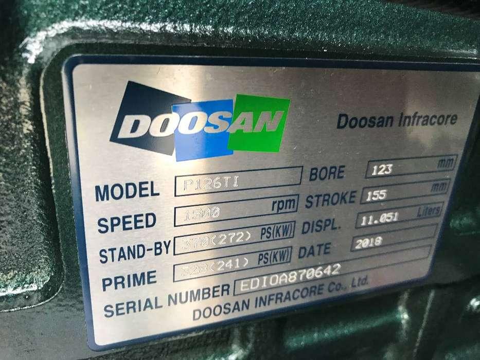 Doosan P126TI - 275 kVA Generator - DPX-15551 - 2019 - image 17