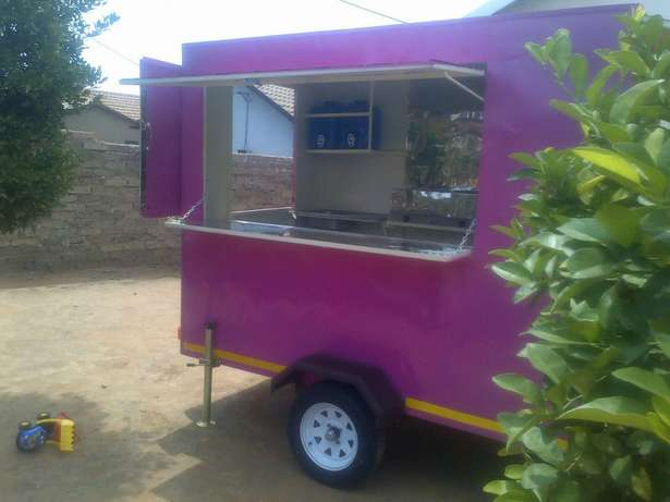 Mobile kitchen from R25000 Soshanguve - image 1