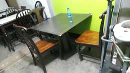 3 seater dining