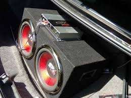 car sound and installations