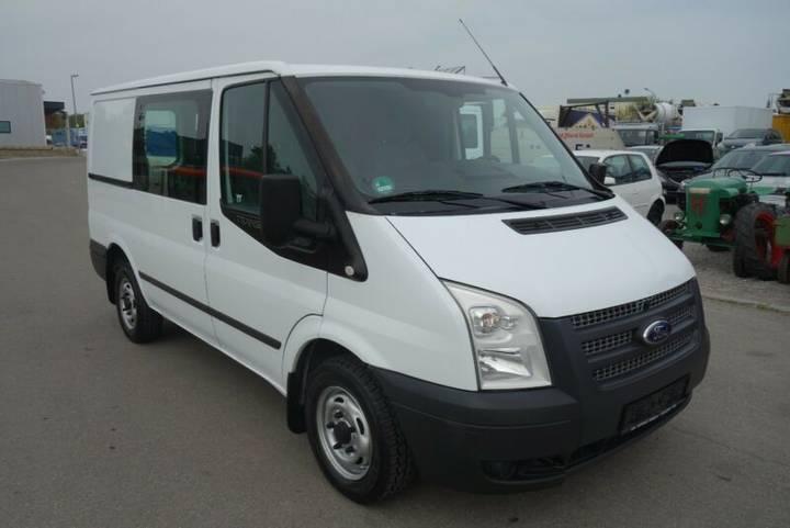 Ford Transit 2,2 TDCi*100T260*LKW-KASTEN*NAVI*AHK*TOP - 2013