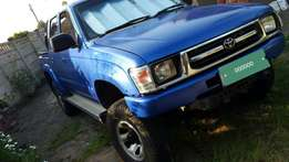 2001 Toyota Hilux 3000D D/C for sale