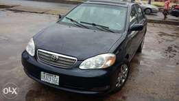Very Neat Toyota Corolla Sport for sale.