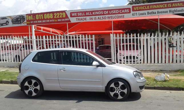 1.9TDi Polo Hatchback Still In Very Good Condition For Sale Johannesburg - image 1