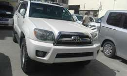 2009 Toyota hillux surf grey and black Available