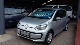 2015 VW Move Up 1.0 3Dr 48,000 km's