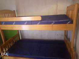 Bed on sell with one matt