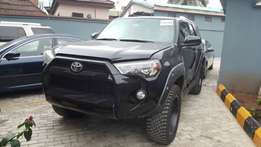 Customized 2016 Toyota 4Runner Foreign Used