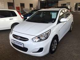 Hyundai Accent April Special