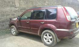 Quick sale! Nissan Extrail KBK now available at 580k asking!