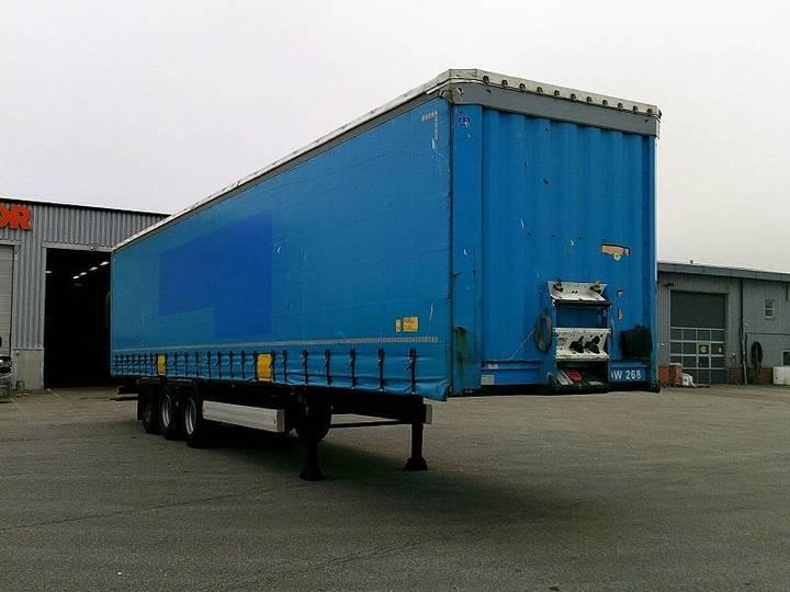 Krone Curtain - Huckepack - Tow 268 - 2014