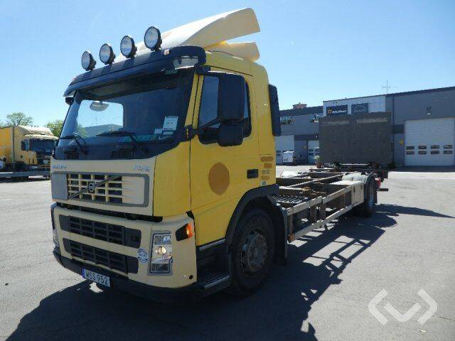 Volvo FM9 (export only) 4x2 Swapbodie (tail lift) - 05 - 2019