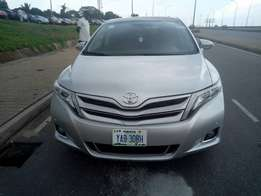 2014 Venza registered this January