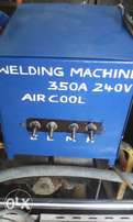 New local Assembly welding machine