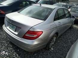2012 Mercedes-Benz C200 Fairly Used For N4M