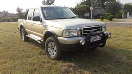 Ford Ranger Super cab 2004