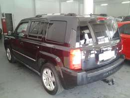 2010 Jeep Patriot 2.4 DSG Limited for sale R145 000