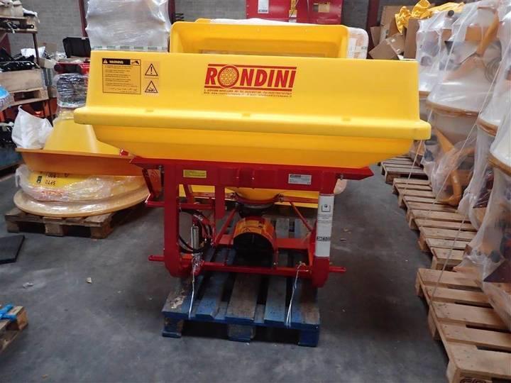 Rondini Tf800 Lagersalg/overgemt - 2017