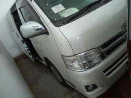 With Fog lights Toyota Hiace KDH Auto Diesel