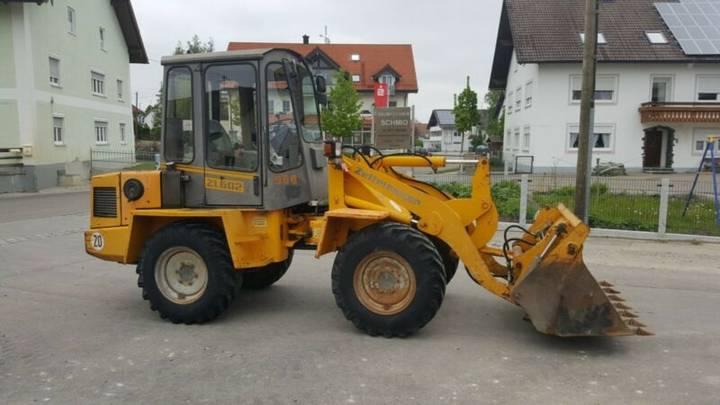 Zettelmeyer ZL 602 kein 302, 402, 502 - 1993