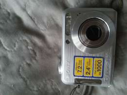 SONY CYBERSHOT Digital Camera 7.2MP