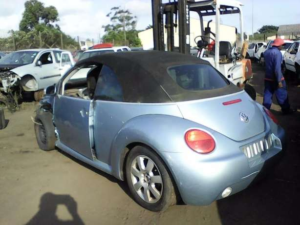Looking for '04 VW Beetle 2.0L used spares? Contact us! Empangeni - image 2