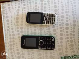2 double sim phones ...