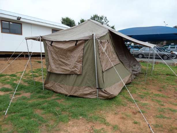 venter bush baby trailer, with tent Roodepoort - image 8