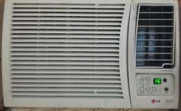 1.5 HP LG Gold Air Conditioner