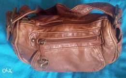 Small Soft leather Bag*KSh500