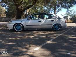 Opel Astra 1.6i 16v For Sale