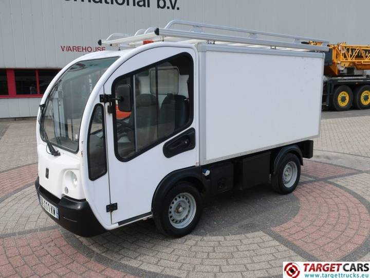 Goupil G3 Electric Closed Box Van UTV Utility Vehicle - 2015